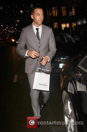 Marvin Humes - The #PandoraWishes campaign launch event saw a host of British stars attend the event at the Pandora...