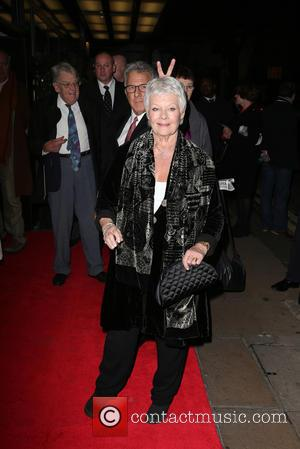 Judi Dench Documents Life In Picture Book