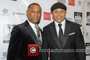 Johnny Taylor and Ll Cool J