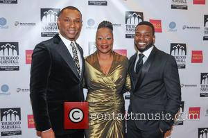 Johnny Taylor, Regina Belle and Orlando Dixon