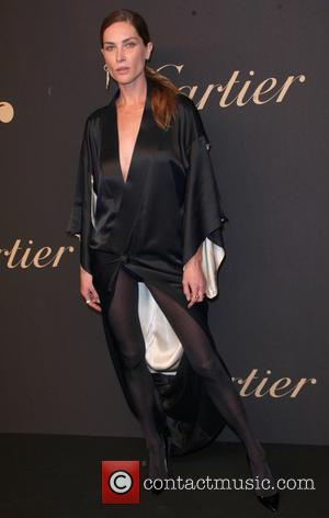 Erin Wasson - Snaps of a variety of stars as they arrived at the Maison Cartier 100th anniversary celebration of...