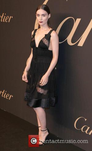 Rooney Mara - Snaps of a variety of stars as they arrived at the Maison Cartier 100th anniversary celebration of...