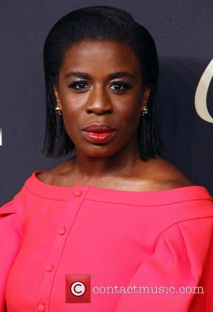 Uzo Aduba - Snaps of a variety of stars as they arrived at the Maison Cartier 100th anniversary celebration of...
