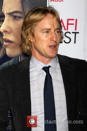 Owen Wilson - Photographs from the American Film Institute Film Festival and a screening of 'The Homesman' in Los Angeles,...