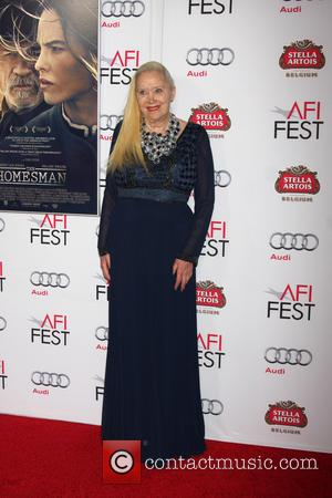 Sally Kirkland - Photographs from the American Film Institute Film Festival and a screening of 'The Homesman' in Los Angeles,...