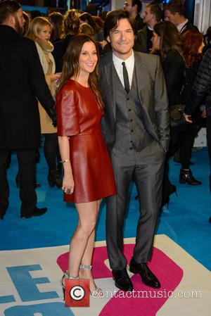 Amanda Anka and Jason Bateman - World premiere of 'Horrible Bosses 2' at the Odeon West End - Arrivals at...