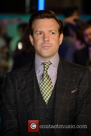 Jason Sudeikis - World premiere of 'Horrible Bosses 2' at the Odeon West End - Arrivals at Odeon West End...