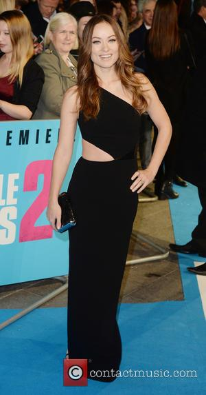 Olivia Wilde - World premiere of 'Horrible Bosses 2' at the Odeon West End - Arrivals at Odeon West End...
