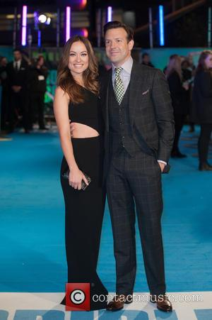 Olivia Wilde and Jason Sudeikis - Horrible Bosses 2 world premiere held at the Odeon West End - Arrivals at...