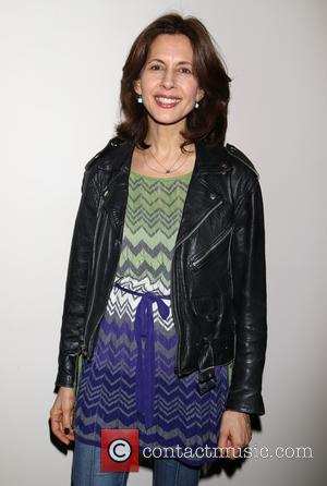 Jessica Hecht - Disney On Ice presents 'Frozen' at The Barclay's Center in Brooklyn - Arrivals at Barclays Center, Disney...