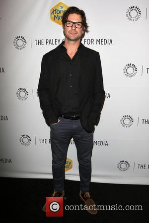Gale Harold - A variety of celebrities were photographed as they arrived at the Paley Center which was the venue...