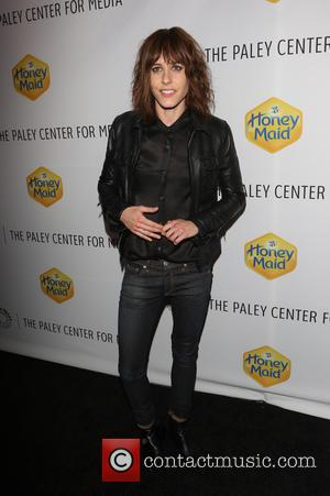 Katherine Moennig - A variety of celebrities were photographed as they arrived at the Paley Center which was the venue...