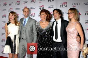 Sasha Alexander, Edoardo Ponti, Sophia Loren, Carlo Ponti and Andrea Meszaros Ponti