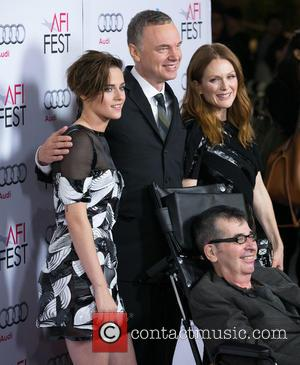 Kristen Stewart, Wash Westmoreland, Julianne Moore and Richard Glatzer