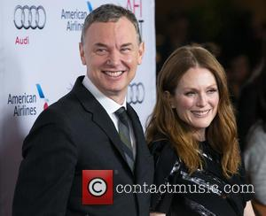 Wash Westmoreland and Julianne Moore