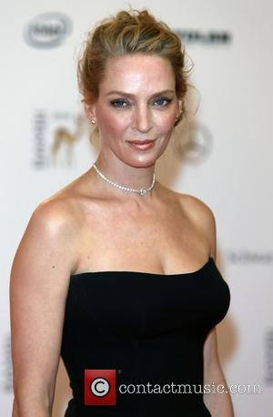 Uma Thurman - Snaps from the red carpet as an array of stars attended the 2014 Bambi Awards which recognise...