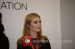 Abbey Clancy - Abbey Clancy launches a 'Celebration of Style' at the Liver Building Liverpool - Manchester, United Kingdom -...