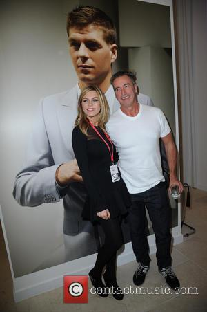 Abbey Clancy and Tim Bret - Abbey Clancy launches a 'Celebration of Style' at the Liver Building Liverpool - Manchester,...