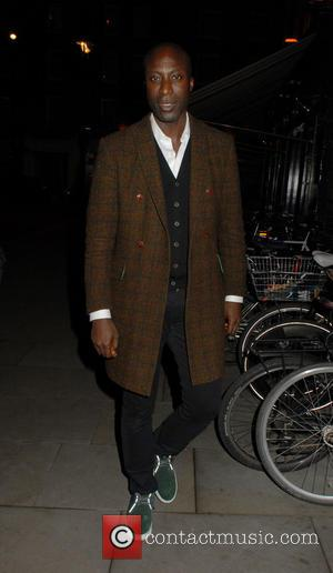 Ozwald Boateng - Celebrities at the Chiltern Firehouse - London, United Kingdom - Thursday 13th November 2014