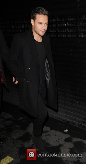 Liam Payne - One Direction leave for Royal Variety Show - London, United Kingdom - Thursday 13th November 2014