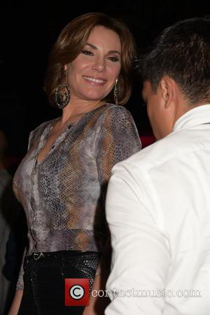 Countess Luann De Lesseps and Guest