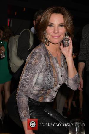 Countess LuAnn de Lesseps - 'The Real Housewives of New York City' stars, Countess LuAnn de Lesseps and Sonja Morgan...