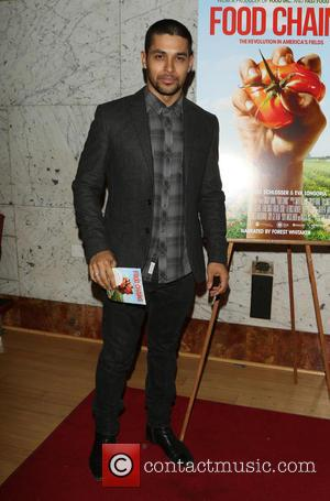 Wilmer Valderrama - Los Angeles Premiere of FOOD CHAINS at Los Angeles Theatre Center - Los Angeles, California, United States...