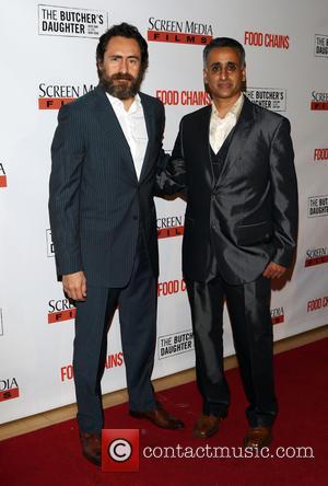 Demian Bichir and Sanjay Rawal