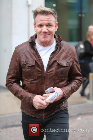 Gordon Ramsay Sues Business Partner Over Restaurant
