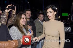 Paz Vega - Madrid Premiere of 'La Ignorancia de la Sangre' at the Capitol Cinema - Arrivals - Madrid, Spain...