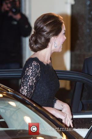 Catherine and The Duchess Of Cambridge