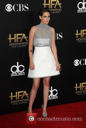 Kristen Stewart - 2014 Hollywood Film Awards - Arrivals at The Palladium, Hollywood Film Awards - Hollywood, California, United States...