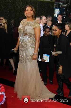 Queen Latifah and and Girlfriend Jeanette Jenkins