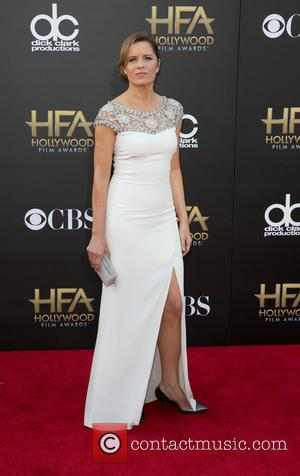 Kim Dickens - 18th Annual Hollywood Film Awards at the Hollywood Palladium - Arrivals at The Palladium, Hollywood Film Awards...