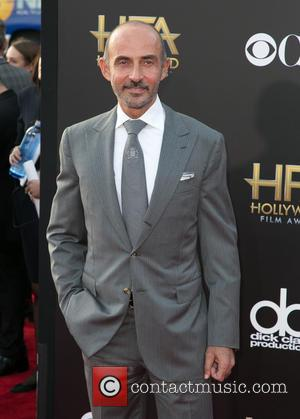 Shaun Toub - 18th Annual Hollywood Film Awards at the Hollywood Palladium - Arrivals at The Palladium, Hollywood Film Awards...