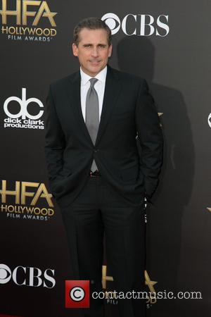 Steve Carell - 18th Annual Hollywood Film Awards at the Hollywood Palladium - Arrivals at The Palladium, Hollywood Film Awards...