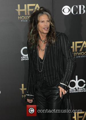 Steven Tyler - 18th Annual Hollywood Film Awards at the Hollywood Palladium - Arrivals at The Palladium, Hollywood Film Awards...