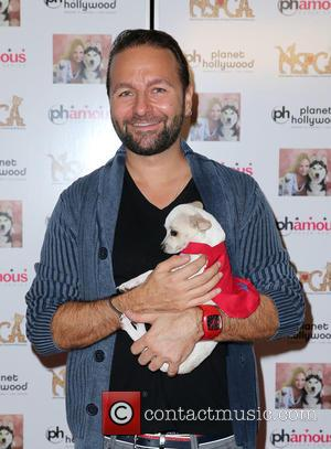 Daniel Negreanu - Jennifer Harman Celebrity Poker Tournament to benefit Nevada Society for the Prevention of Cruelty to Animals, held...
