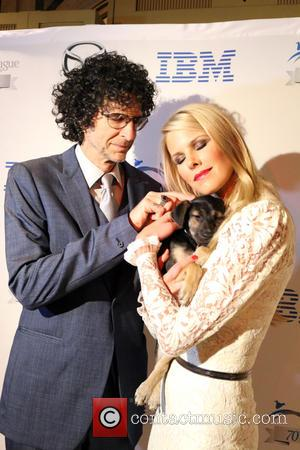 Howard Stern and Beth Ostrosky Stern - North Shore Animal League America 2014 Celebrity Gala at The Plaza Hotel -...