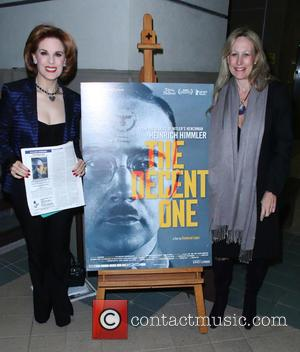 Kat Kramer and Hilary Helstein - Shots from a Screening of documentary by Israeli film maker Vanessa Lapa 'The Decent...