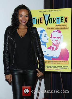 Samantha Mumba - Stars were photographed as they attended the Opening night of the play 'The Vortex' written by Noel...