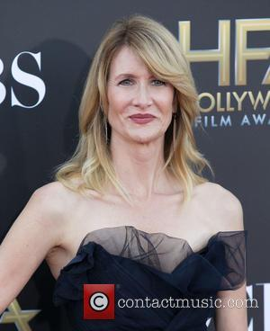 Laura Dern - 18th Annual Hollywood Film Awards at The Palladium - Arrivals at The Palladium, Hollywood Film Awards -...