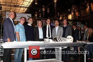 Fox Executives, Bones Executives and Rupert Murdoch