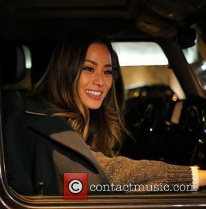 Jamie Chung and Cara Santana
