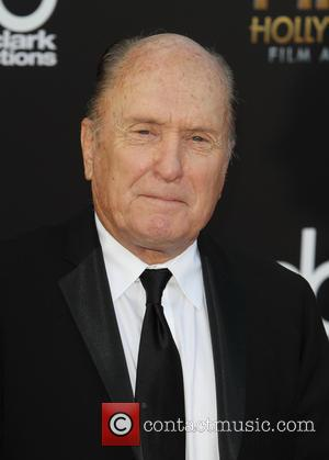 Robert Duvall, Luciana Pedraza, Hollywood Film Awards