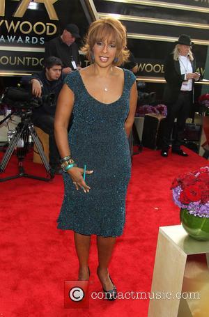 Gayle King - 18th Annual Hollywood Film Awards at The Palladium - Arrivals at The Palladium, Hollywood Film Awards -...