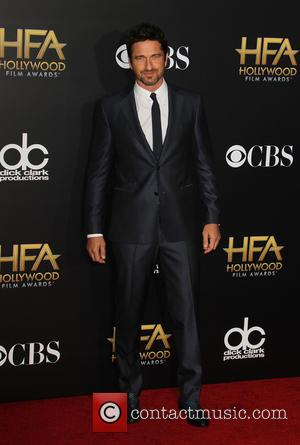 Gerard Butler - 18th Annual Hollywood Film Awards at The Palladium - Arrivals at The Palladium, Hollywood Film Awards -...