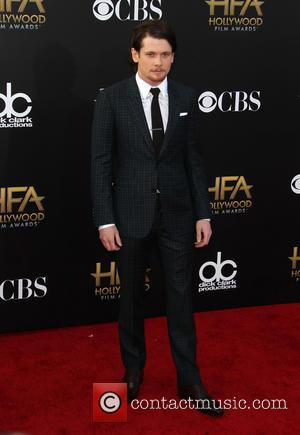Jack O'Connell - 18th Annual Hollywood Film Awards at The Palladium - Arrivals at The Palladium, Hollywood Film Awards -...