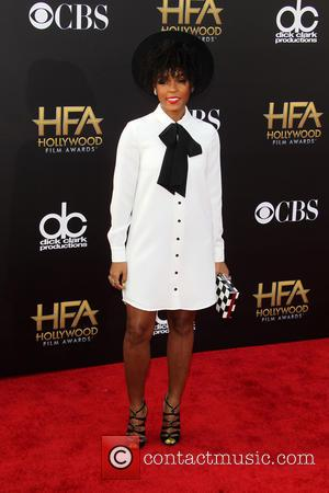 Janelle Monáe - 18th Annual Hollywood Film Awards at The Palladium - Arrivals at The Palladium, Hollywood Film Awards -...