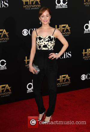 Lotte Verbeek - 18th Annual Hollywood Film Awards at The Palladium - Arrivals at The Palladium, Hollywood Film Awards -...